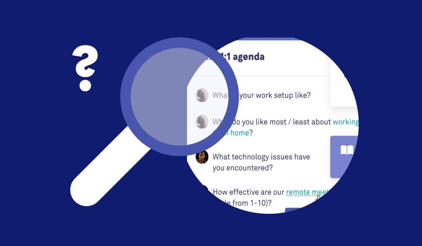 Illustrated agenda on the Saberr platform